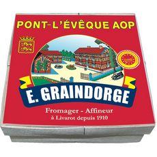 GRAINDORGE Pont-l'Evêque AOP 360g
