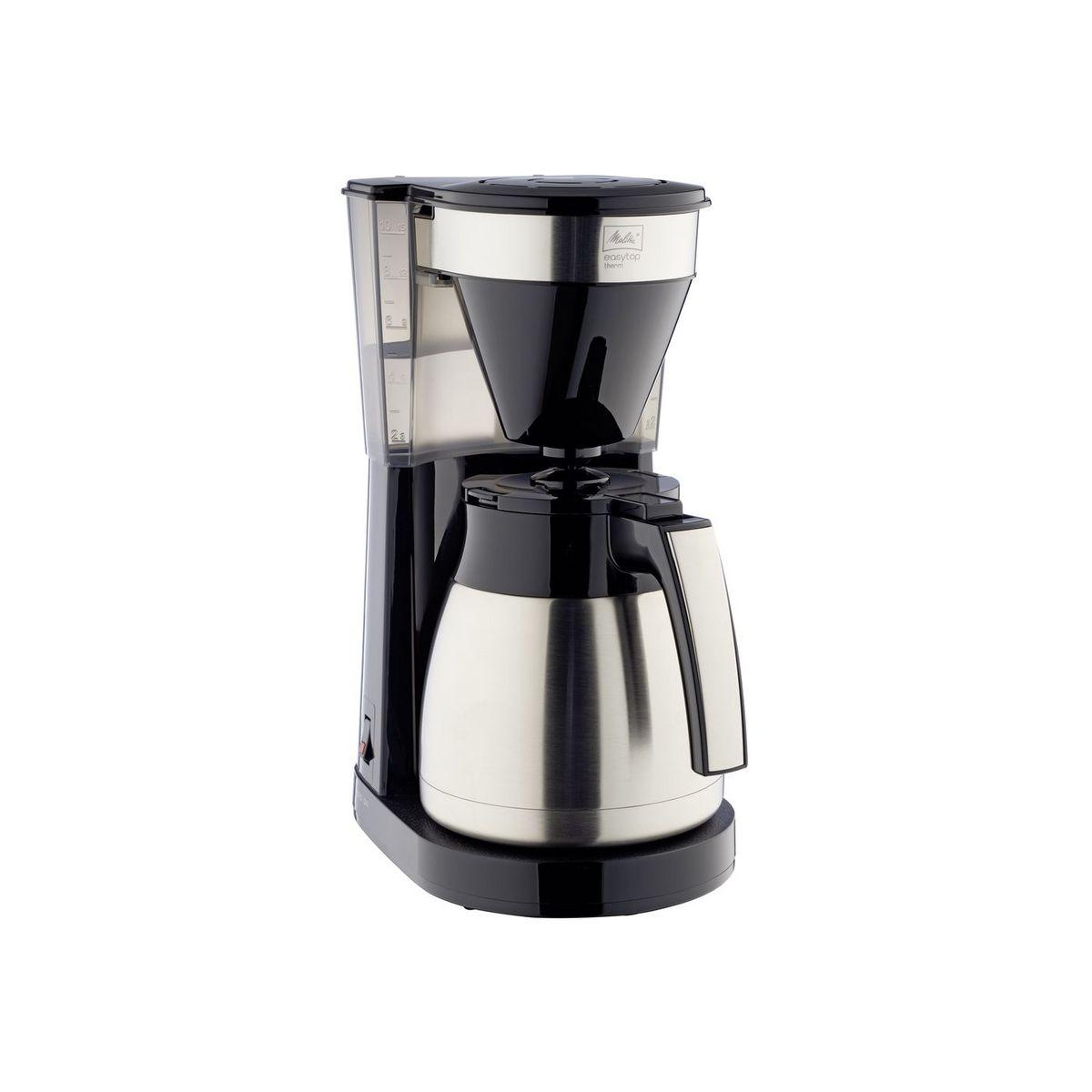 Cafetière filtre 1023 10 - Noir