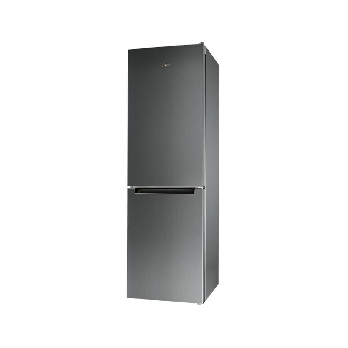 Réfrigérateur combiné WFNF81EOX, 320 L, Total no Frost