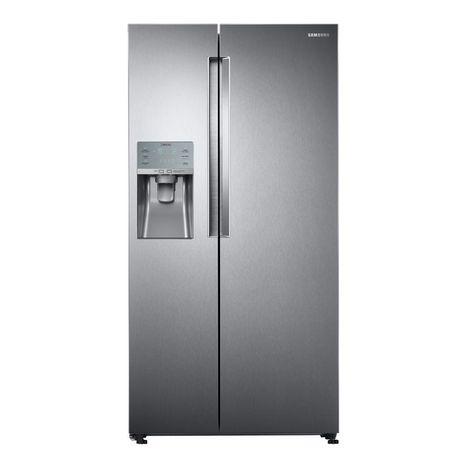 SAMSUNG Réfrigérateur américain RS58K6537SL, 575 L, Total no Frost