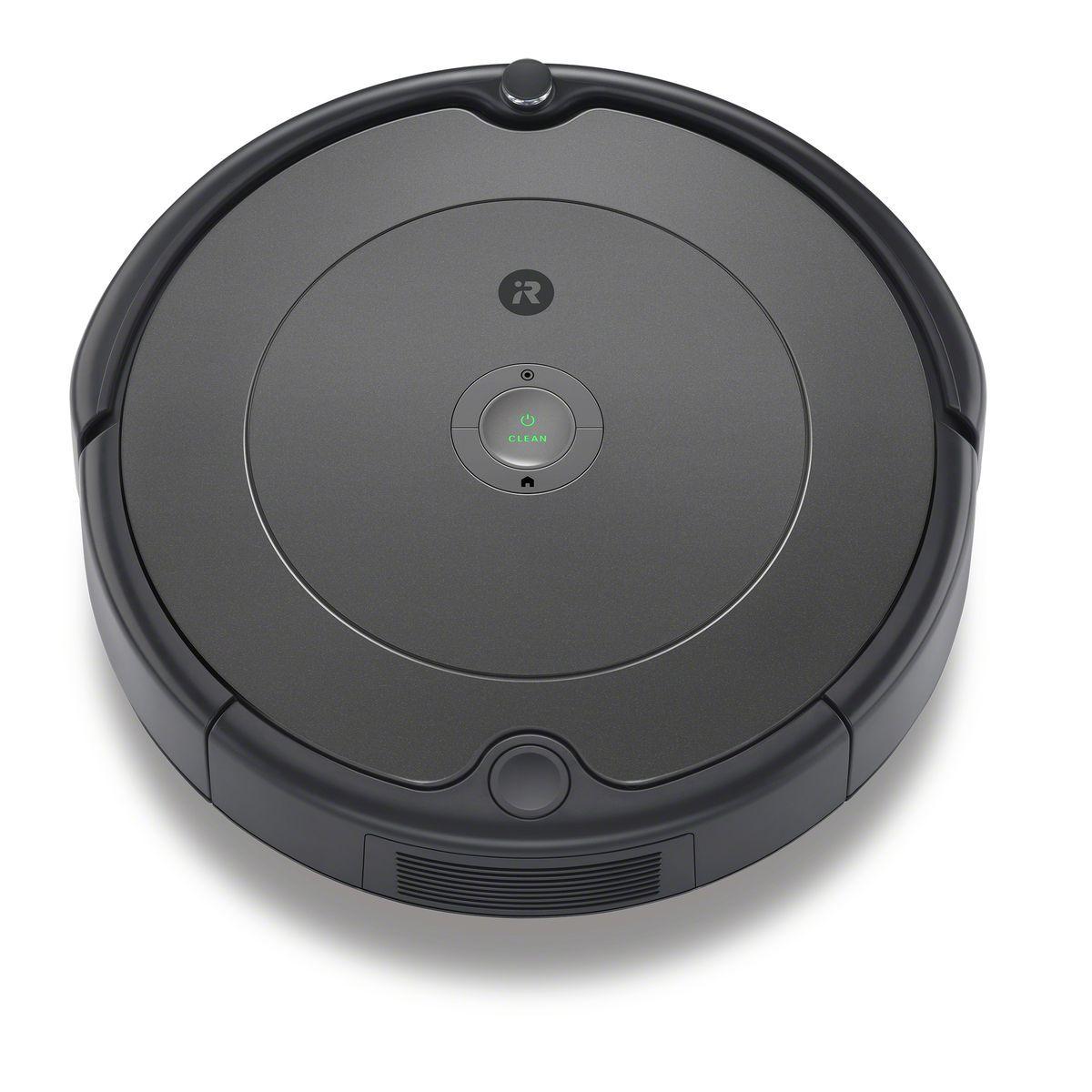 Aspirateur robot R697040 - Noir