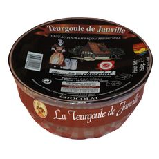 LA TEURGOULE DE JANVILLE Riz au lait au chocolat 750g