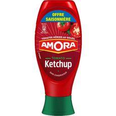 Amora AMORA Ketchup nature squeeze top down