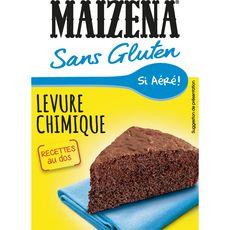 MAIZENA Levure chimique sans gluten sachets 6x57g 342g