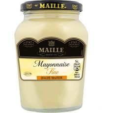 MAILLE Mayonnaise fine qualité traiteur en bocal 320g