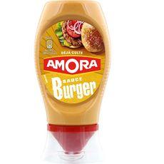 Amora AMORA Sauce burger en squeeze top down