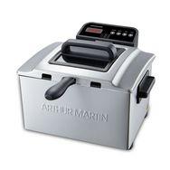 ARTHUR MARTIN Friteuse AMP824 - Gris
