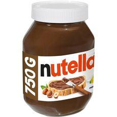 Nutella Pâte à tartiner 750g