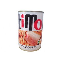 TIMO Cassoulet 1 personne 420g