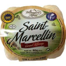 LA FROMAGERIE ALPINE St Marcellin IGP 3 pièces 240g