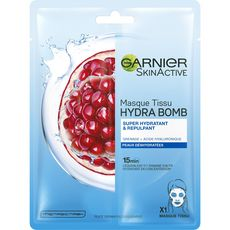 GARNIER SkinActive masque tissu hydra bomb peaux déshydratées 1 masque