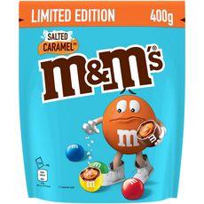 M&M'S M&M's Salted Caramel bonbons chocolatés avec coeur au caramel salé 400g 400g