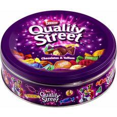 QUALITY STREET Assortiment de bonbons 480g