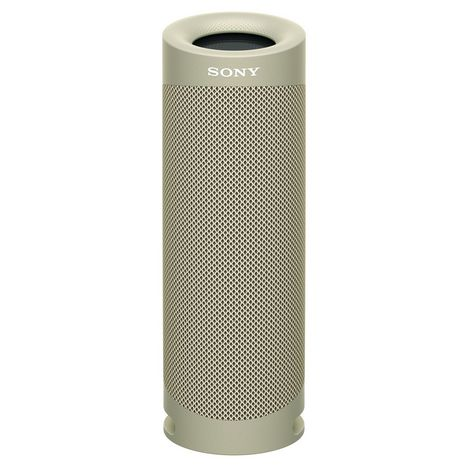 SONY Enceinte portable Bluetooth - Gris sable - SRS-XB23
