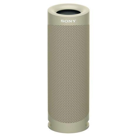 SONY Enceinte portable Bluetooth - Gris sable - SRS-XB23