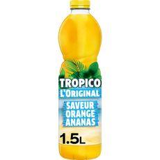 TROPICO Boisson aux fruits l'original saveur orange ananas 1,5l