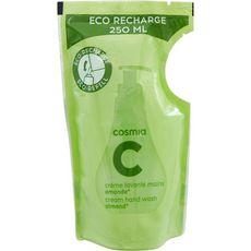 COSMIA Recharge crème lavante pour les mains amande 250ml
