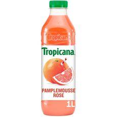 TROPICANA Jus pure premium 100% pamplemousse rose 1l