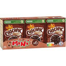 Nestlé CHOCAPIC Céréales au chocolat mini