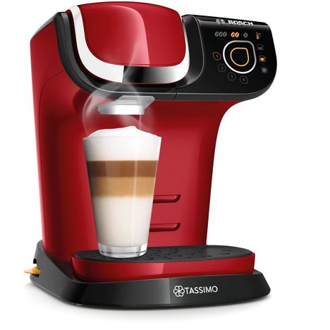 BOSCH Machine Tassimo TAS6503 - Rouge