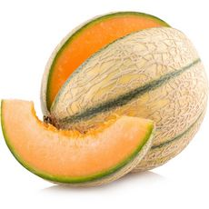 Melon charentais filière responsable label rouge 1 pièce