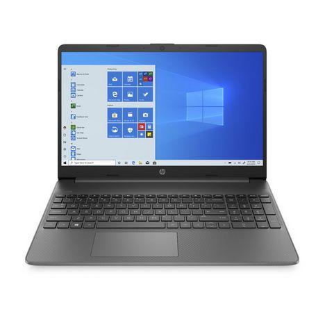 HP Ordinateur portable 15S-EQ1050NF LAPTOP - Gris foncé