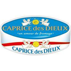 CAPRICE DES DIEUX Fromage à pâte molle 300g