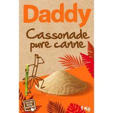 DADDY Cassonnade pure canne en poudre 1kg
