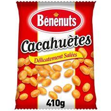 Bénénuts BENENUTS Cacahuètes délicatement salées extra croquantes