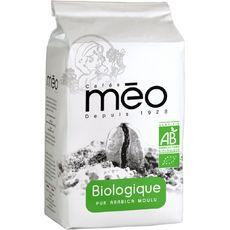 MEO Café moulu pur arabica bio 500g
