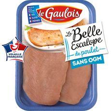 LE GAULOIS La Belle Escalope de poulet 2 pièces 240g