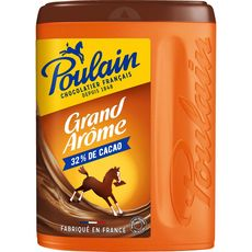 POULAIN Grand arôme chocolat en poudre 32% cacao 800g