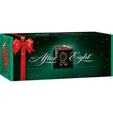 AFTER EIGHT After Eight Chocolat fourré à la menthe de Noël 200g 200g