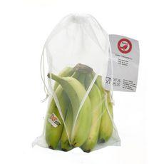 Filets réutilisables pour fruits et légumes x3 3 pièces
