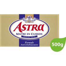 ASTRA ASTRA Margarine doux pour cuisson 500g 500g