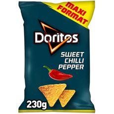 DORITOS Tortillas chips sweet chili pepper Maxi format 230g