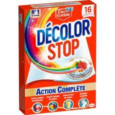 DECOLOR STOP Lingettes anti-d 16 lingettes