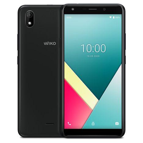WIKO Smartphone Y61 LS 16 Go 6 pouces Gris 4G MicroSim + NanoSim