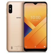 WIKO Smartphone Y81 LS 32 Go 6.2 pouces Or 4G Double NanoSim