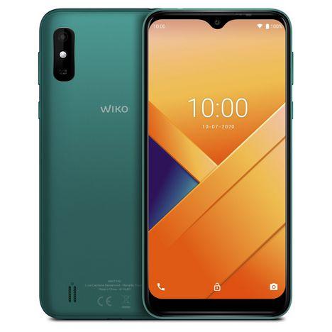 WIKO Smartphone Y81 LS 32 Go 6.2 pouces Vert 4G Double NanoSim