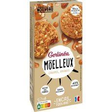 GERLINEA Gerlinéa Biscuits moelleux au caramel et aux ...