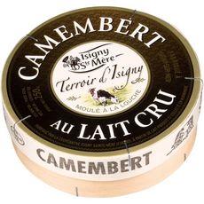 ISIGNY STE MERE Camembert au lait cru AOP 250g