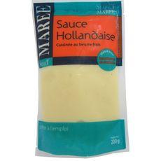 SELECT MAREE Sauce hollandaise cuisinée au beurre frais 200g