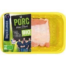 BROCELIANDE Rôti de porc bio 700g