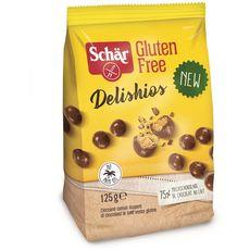 SCHAR Delishios Billes croquantes enrobées de chocolat au lait 125g