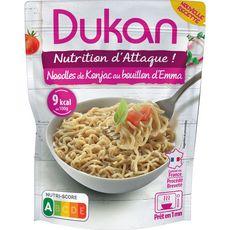 DUKAN Noodles de Konjac au bouillon de légumes 280g
