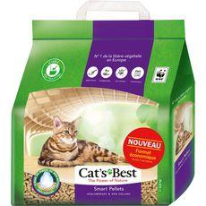 CAT'S BEST Litière végétale agglomérante pour chat 7l