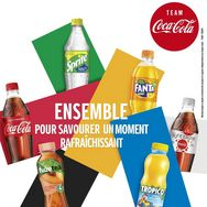 Coca cola Energy boisson gazeuse aromatisée caféine guarana boîte 25cl