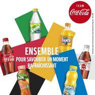 Coca cola Energy boisson gazeuse arôme caféine guarana ss sucre boîte 25cl