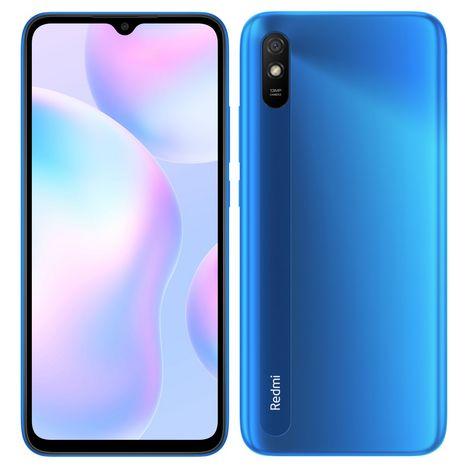 XIAOMI Smartphone Redmi 9A 32 Go 6.53 pouces Bleu 4G Double SIM